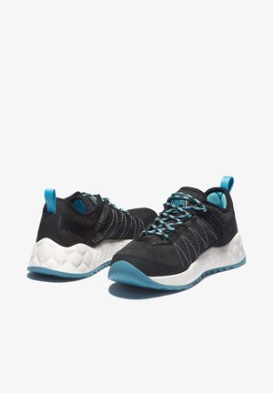 SOLAR WAVE - Trainers - jet black