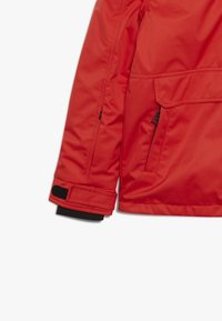 SuperRebel - SKI TECHICAL JACKET PLAIN - Laskettelutakki - neon red - 4