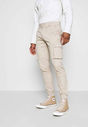 ONSCAM STAGE CUFF - Cargo trousers - crockery