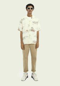 Scotch & Soda - HAWAIIAN  - Shirt - white - 1