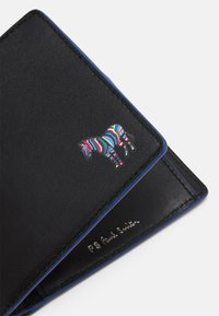 PS Paul Smith - MEN WALLET ZEBRA UNISEX - Wallet - black - 4