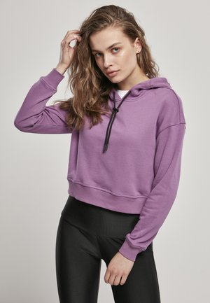 Jersey con capucha - duskviolet