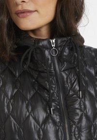 Kaffe - KAMINA - Winter jacket - black deep - 2