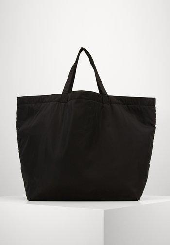 TRAVEL TOTE BAG - Tote bag - black