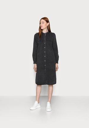 ONLRAINA DRESS YORK - Denim dress - black denim