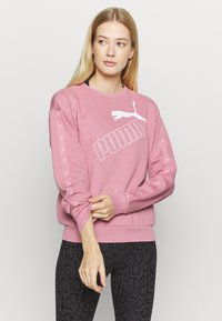 Puma - AMPLIFIED CREW - Sweatshirt - foxglove - 0