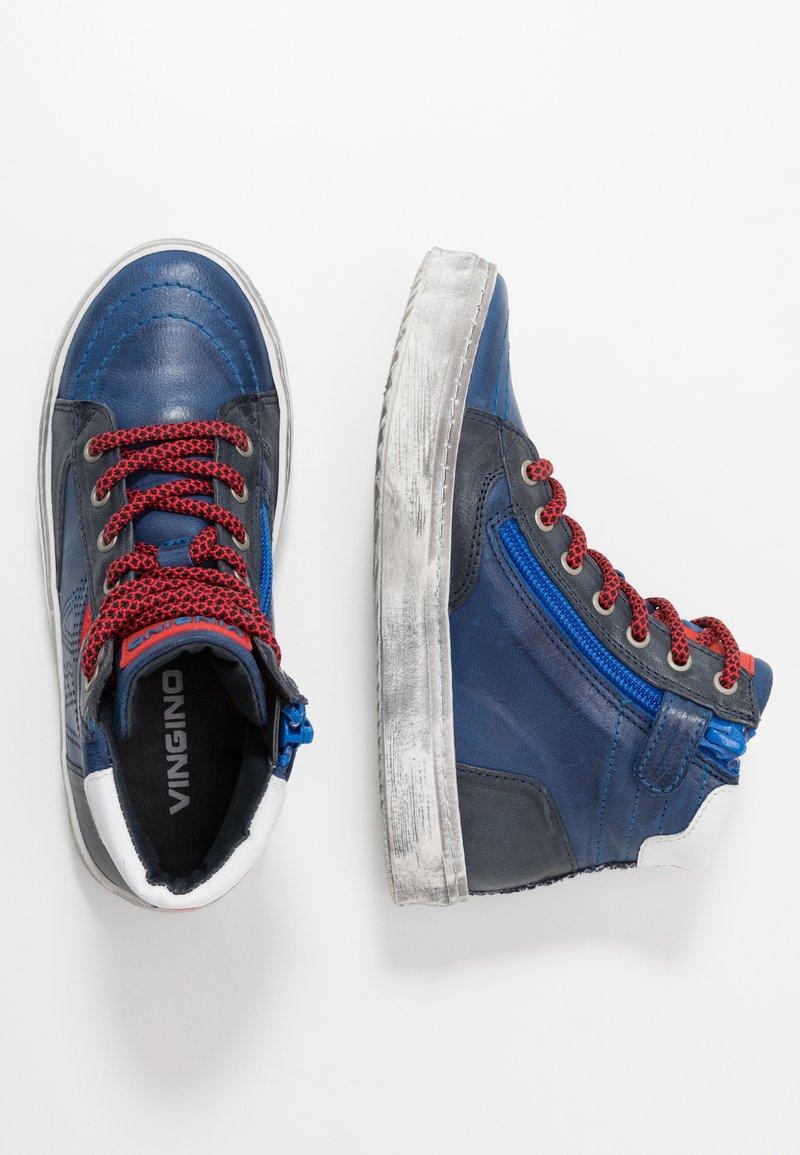 Vingino - GUUS MID - High-top trainers - reflex blue