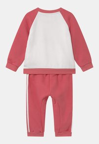 adidas Performance - LOGO SET UNISEX - Tracksuit - hazy rose/white - 1
