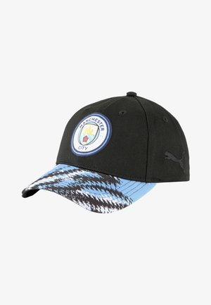 Cap -  black-team light blue