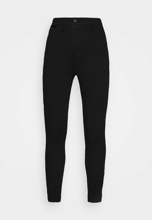 ROADTRIPPER ANKLE ZIP - Skinny džíny - black frost