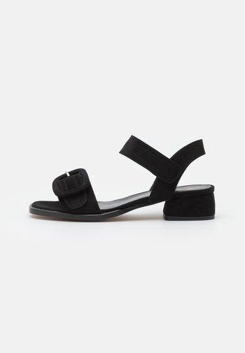 VEGAN JANET - Sandaler - black