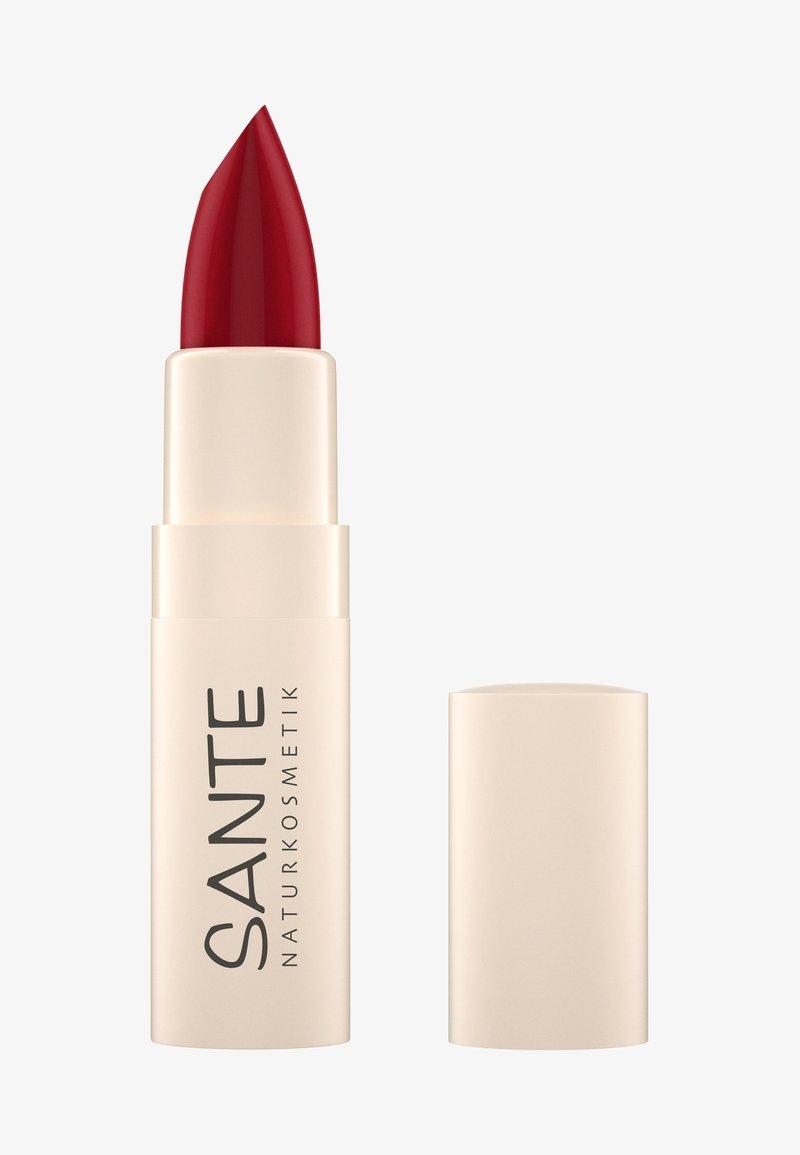 Sante - MOISTURE LIPSTICK - Lipstick - 07 fierce red