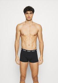 HUGO - TRUNK TRIPLET 3 PACK - Pants - black/white/red - 1