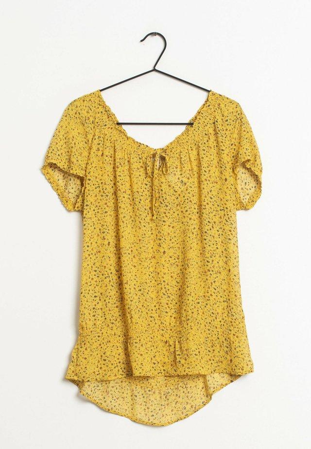 Tuniek - yellow