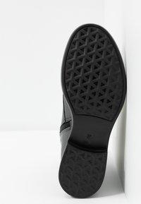 MJUS - Šněrovací kotníkové boty - gunmetal - 6