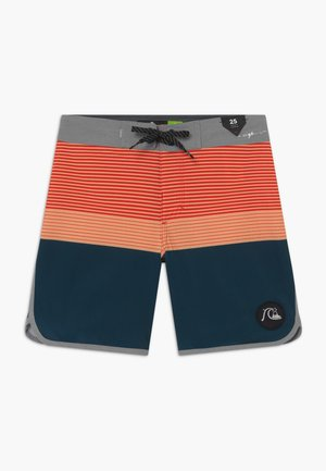 HIGHLINE TIJUANA YOUTH - Swimming shorts - majolica blue