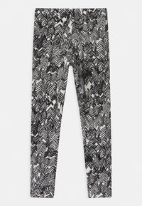 Papu - UNISEX - Legging - gypsum white/black - 1
