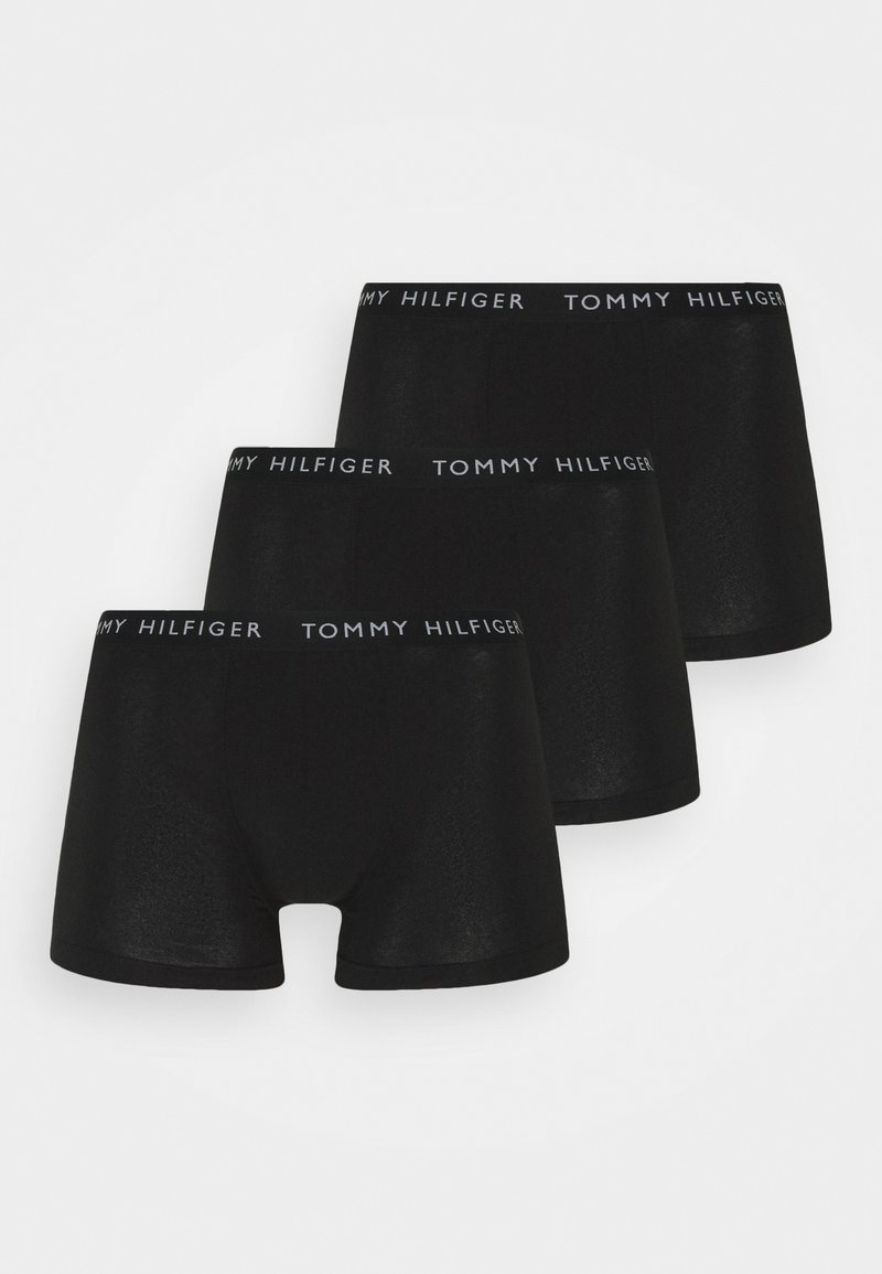 Tommy Hilfiger - ESSENTIALS TRUNK 3 PACK - Culotte - orange