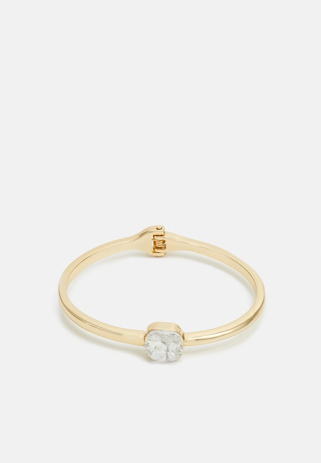 NOCTURNE SMALL OVAL BRACE - Bracelet - gold-coloured