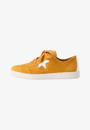 Sneakers basse - saffron