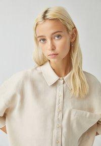 PULL&BEAR - Košile - white - 3