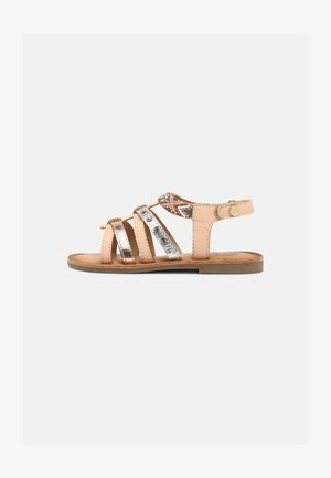 CANTON - Sandals - nude