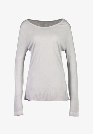 LONGSLEEVE - Long sleeved top - gull grey