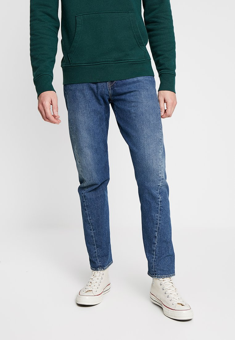 Levi's® Engineered Jeans - 502 REGULAR TAPER - Vaqueros tapered - blue denim