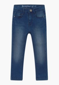 Staccato - SKINNY KID - Jeans Skinny Fit - mid blue denim - 0