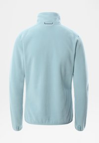 The North Face - GLACIER FULL ZIP - Giacca in pile - tourmaline blue - 1