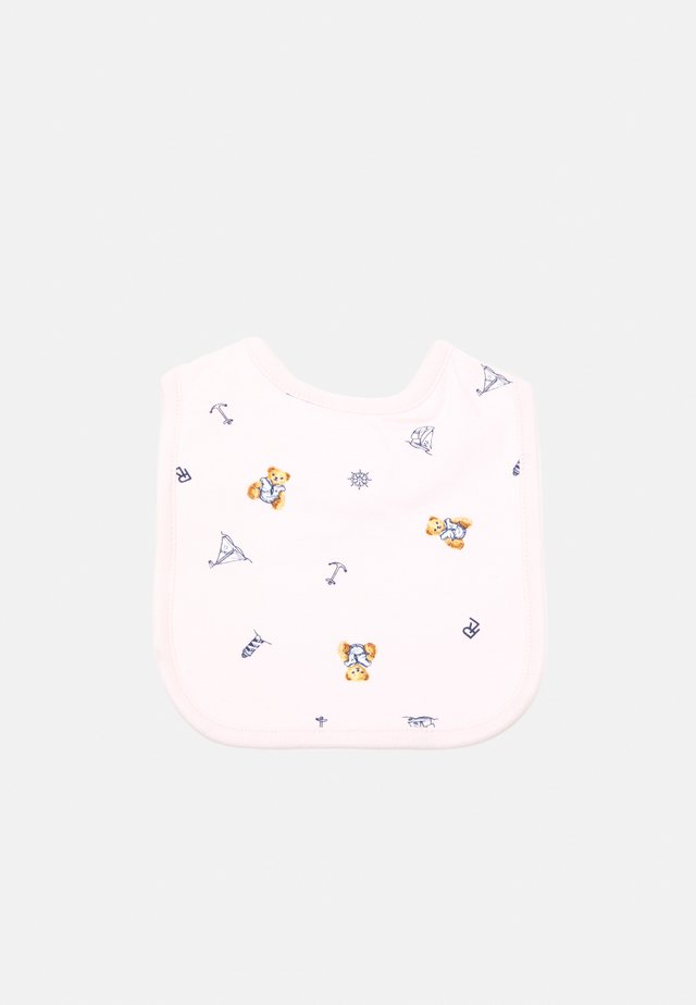 APPAREL ACCESSORIES BIB - Lätzchen - pink