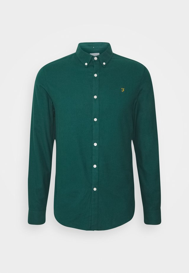 MINSHELL SOL - Camicia - emerald green