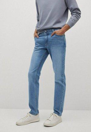 Džíny Slim Fit - azul medio