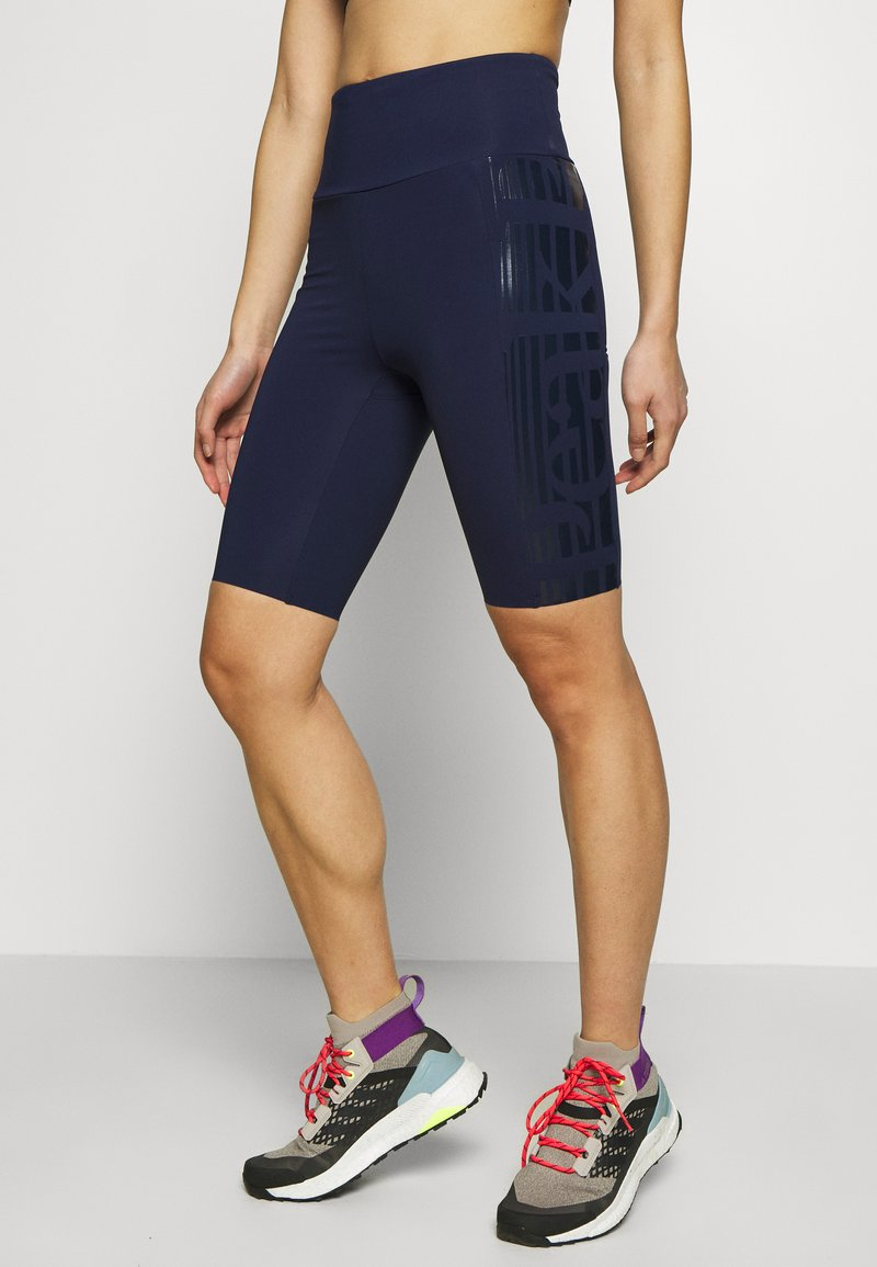 Peak Performance - RACE BIKE - Leggings - blue shadow