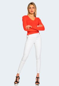 Guess - Jeans Skinny Fit - white - 1