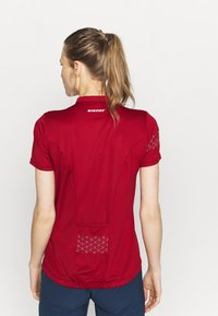 Ziener - NAMINTA LADY TRICOT - Cycling Jersey - red pepper - 2