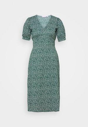 MIDAXI - Jersey dress - green