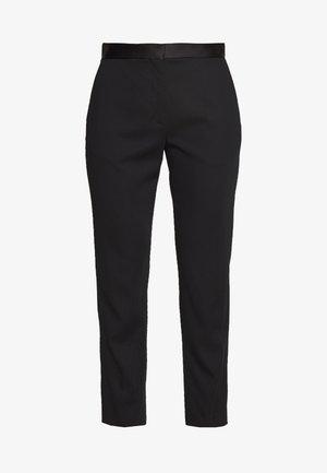 QUANG - Trousers - noir