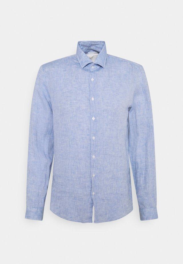 SOLID SLIM SHIRT - Businesshemd - blue