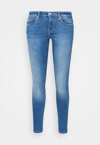 ONLY - ONLSHAPE LIFE REG - Jeans Skinny Fit - light medium blue denim - 3