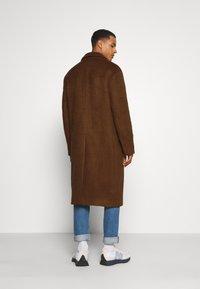 AllSaints - CAMPO - Klassinen takki - clove brown - 2