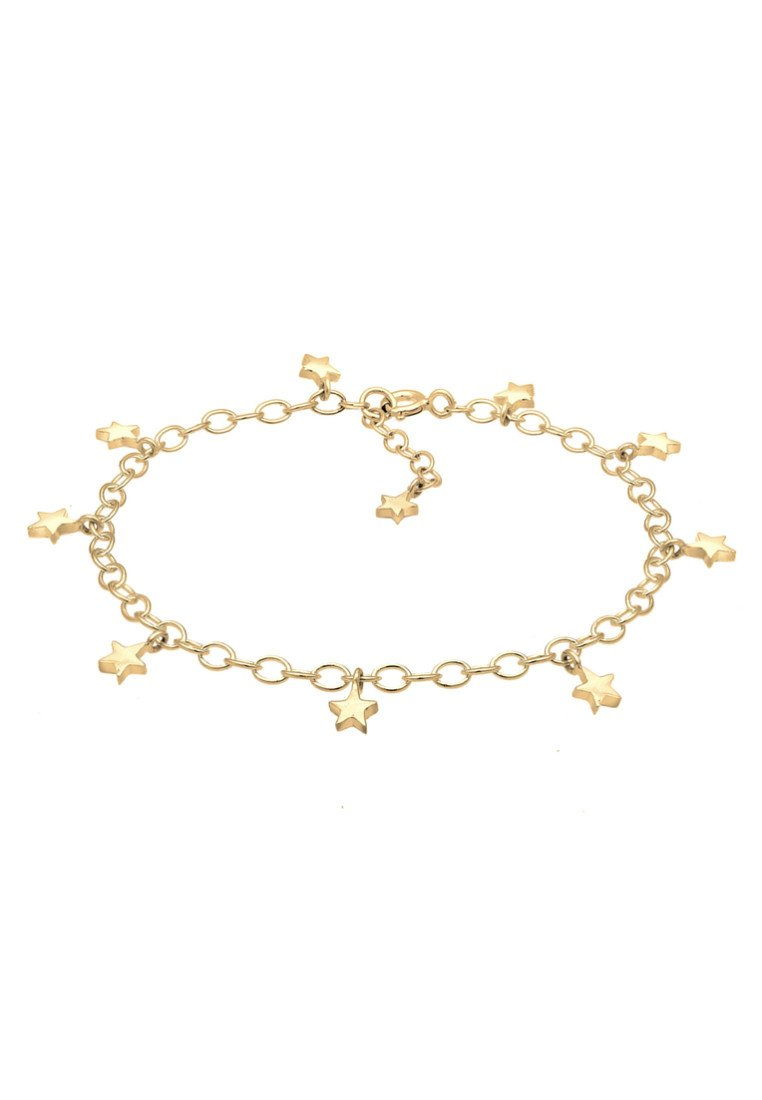 Elli Astro Stern Symbol - Armband Gold-coloured/gold