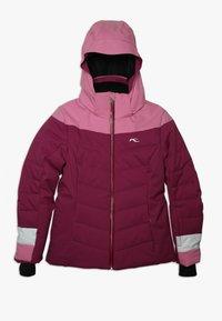 Kjus - GIRLS MADLAIN JACKET - Ski jacket - fruity pink - 0