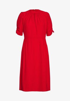 VERONIQUE - Day dress - bauhaus red