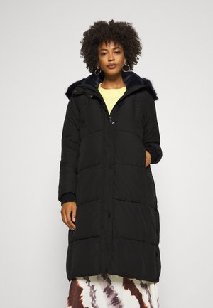 PADDED SVETA - Wintermantel - black