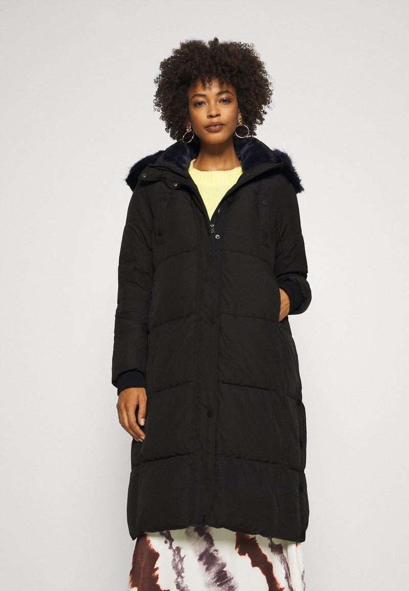 Desigual - PADDED SVETA - Winter coat - black