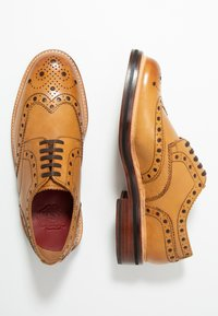 Grenson - ARCHIE - Lace-ups - tan - 1