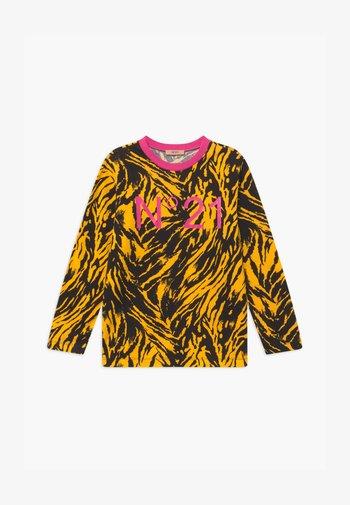 MAGLIETTA - Long sleeved top - intense yellow