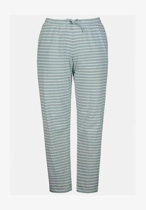 Pyjama bottoms - gris menthe