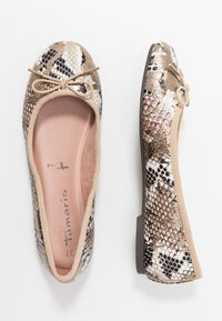 Tamaris - Ballet pumps - metallic - 3